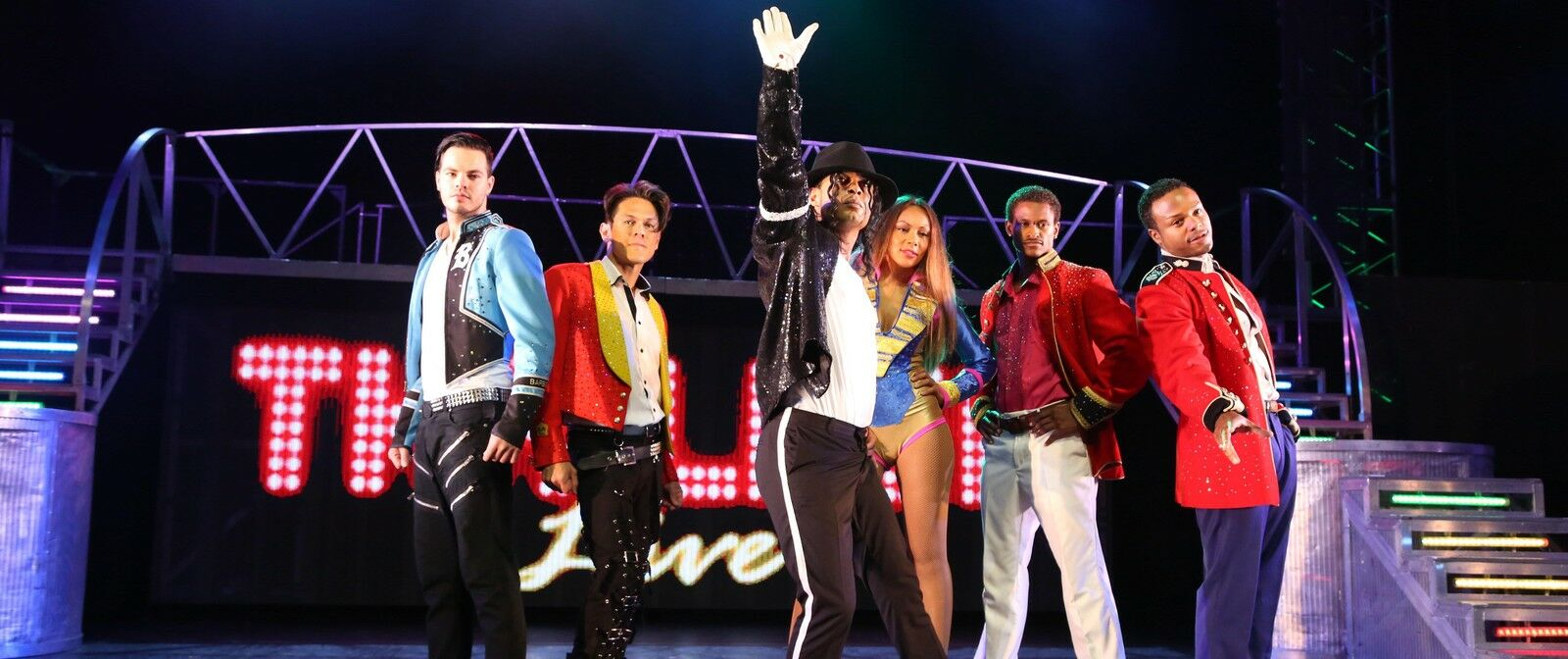 Michael Jackson Thriller Live