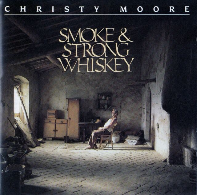 CHRISTY MOORE : SMOKE & STRONG WHISKEY / CD - TOP-ZUSTAND