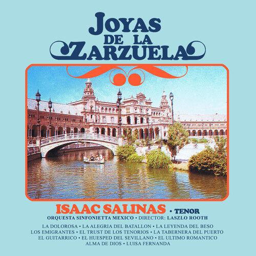 Isaac Salinas - Joyas de la Zarzuela [New CD] Manufactured On Demand