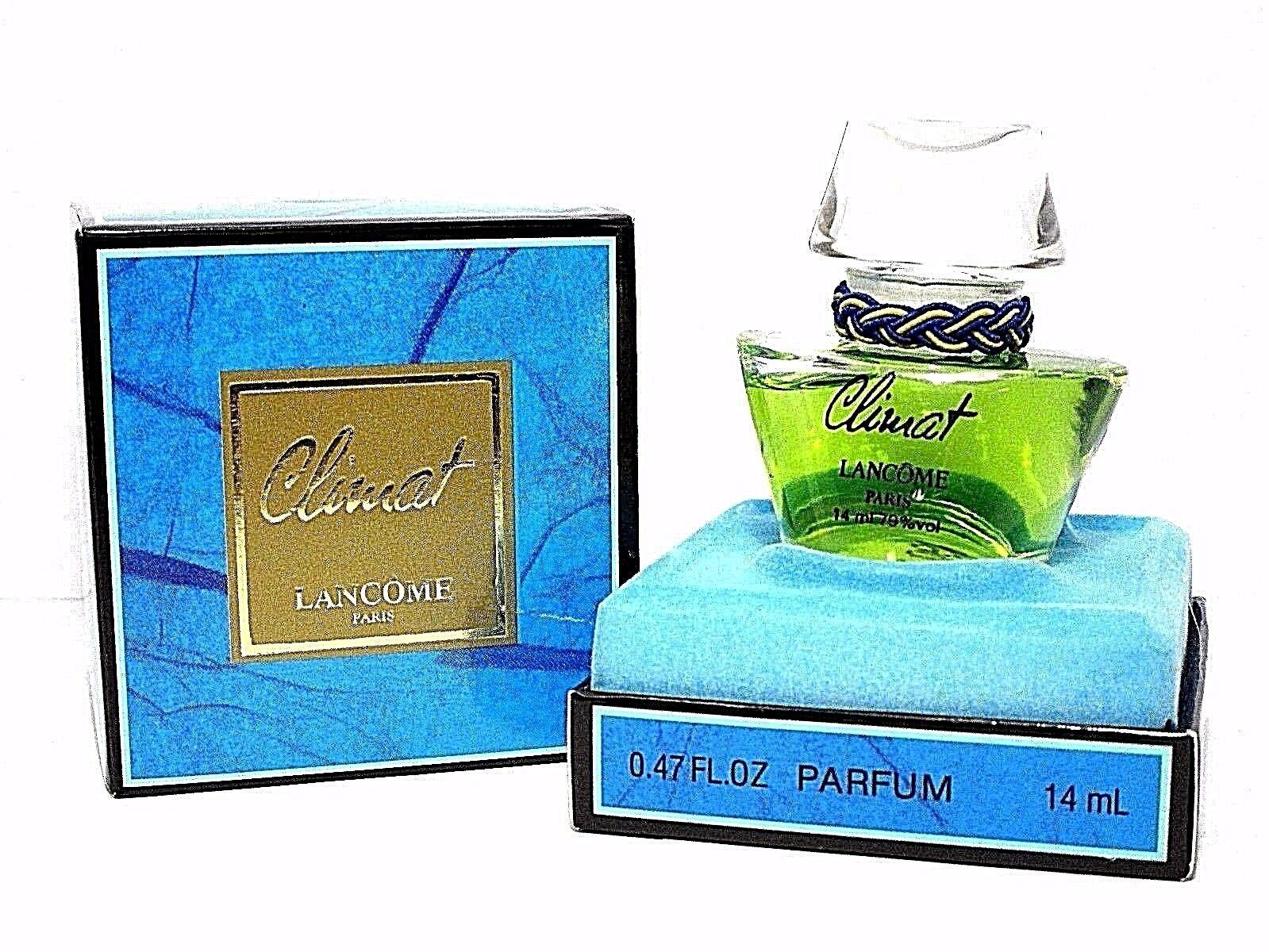 LANCOME CLIMAT Pure Parfum Splash 0.47 Oz   14 ml RARE ITEM NEW SEALED IN  BOX 8ce9cf8185fa5