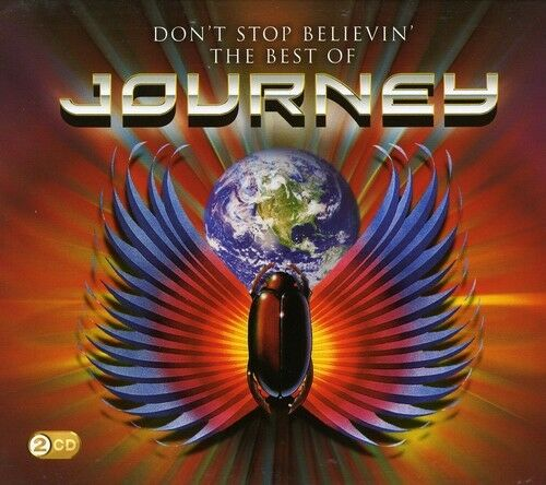 Journey - Don't Stop Believin': The Best of Journey [New CD] UK - Import