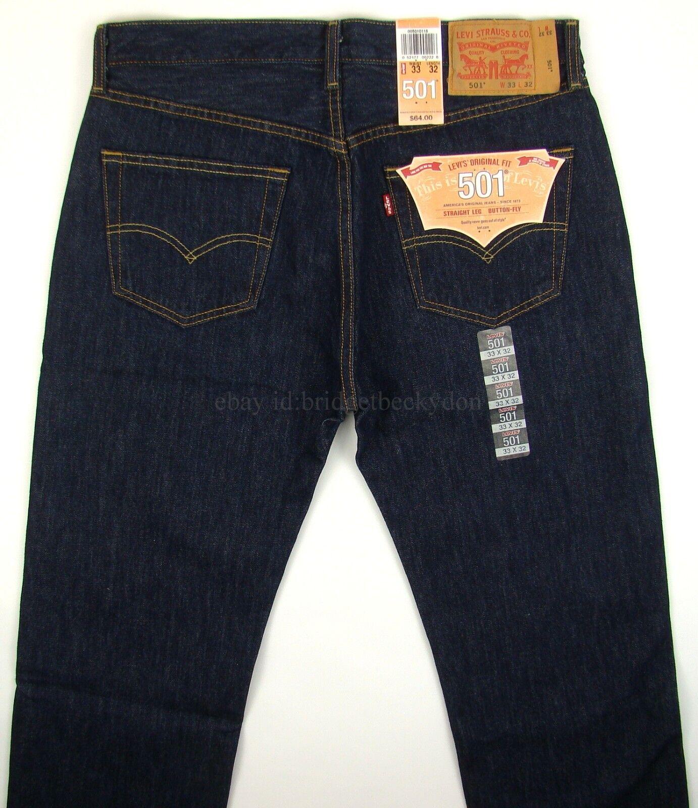 Womens 505 Straight Leg Jeans