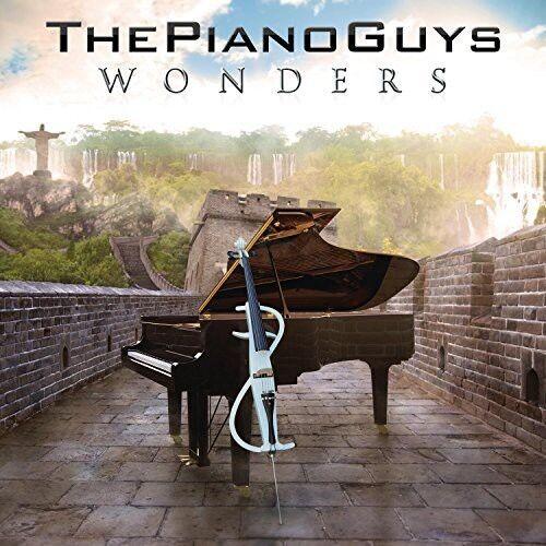 The Piano Guys - Wonders [New CD]