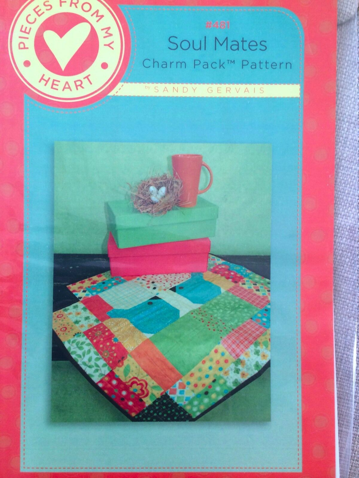 notions product pack for waste pattern quilt no foot charm little