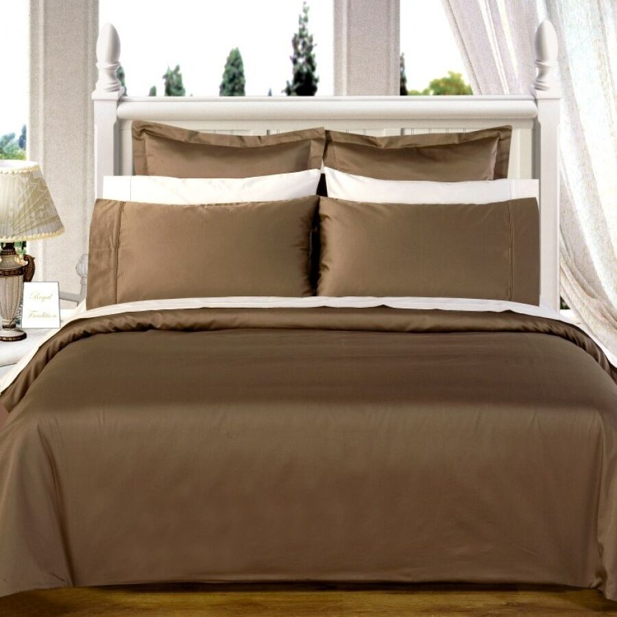 1200 Thread Count 100 Egyptian Cotton 1200tc Bed Sheet Set Cal King