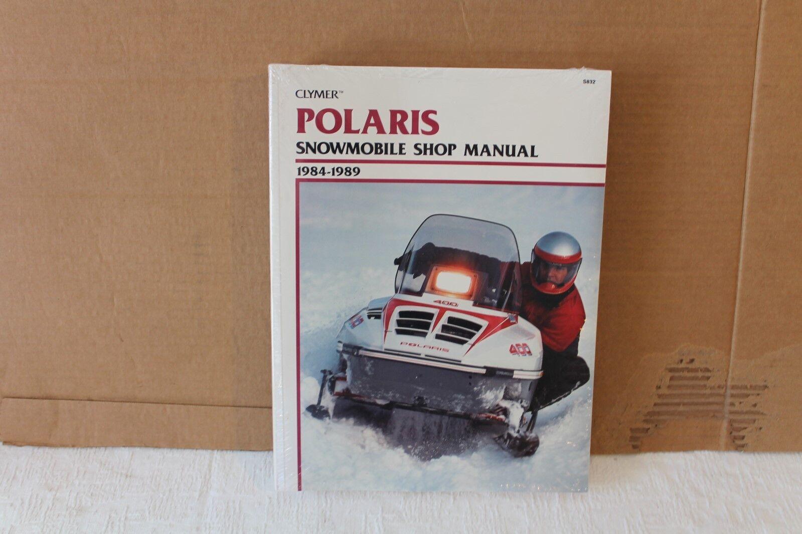 clymer repair manual s832 polaris snowmobile ebay rh ebay com Polaris 650 Triple Snowmobile Wiring-Diagram Polaris 650 Triple Snowmobile Wiring-Diagram