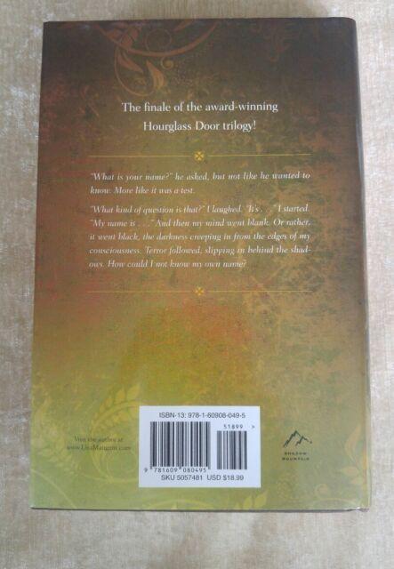 The Hourglass Door The Forgotten Locket Bk. 3 by Lisa Mangum (2011 Hardcover) | eBay & The Hourglass Door: The Forgotten Locket Bk. 3 by Lisa Mangum ...