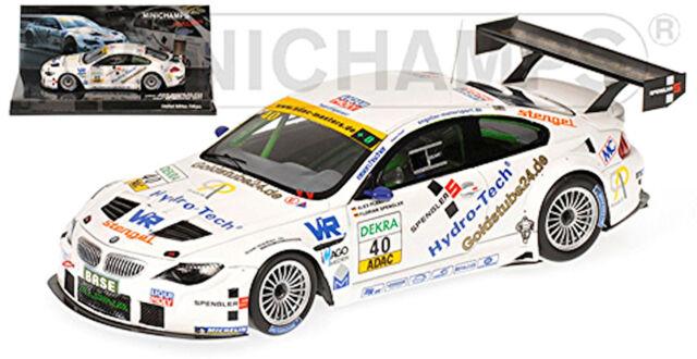 BMW Alpina B6 GT3 ADAC GT Masters 2011 Liqui Moly Team Engstler #40 1.43