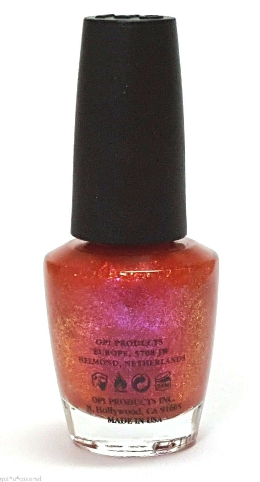 OPI NL D32 Wing It Nail Polish 2010 Summer Flutter Collection Foil ...