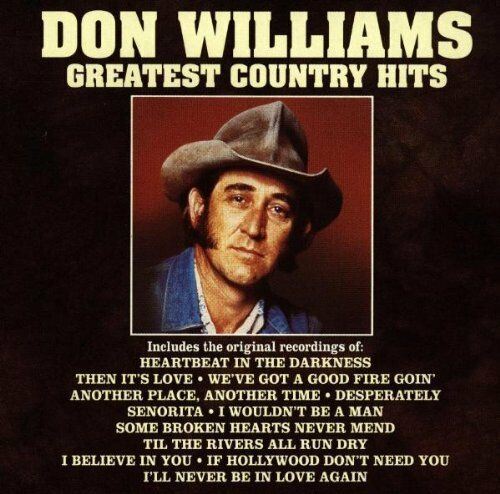 Don Williams - Greatest Country Hits [New CD] Manufactured On Demand