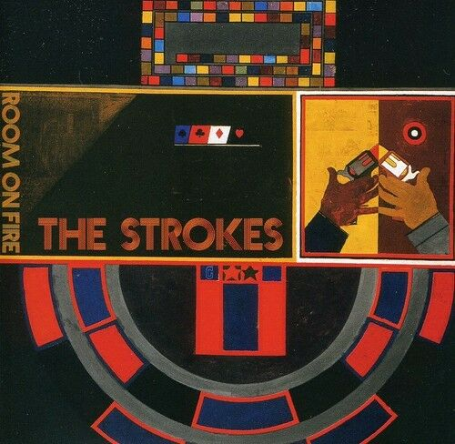 The Strokes - Room on Fire [New CD] Germany - Import