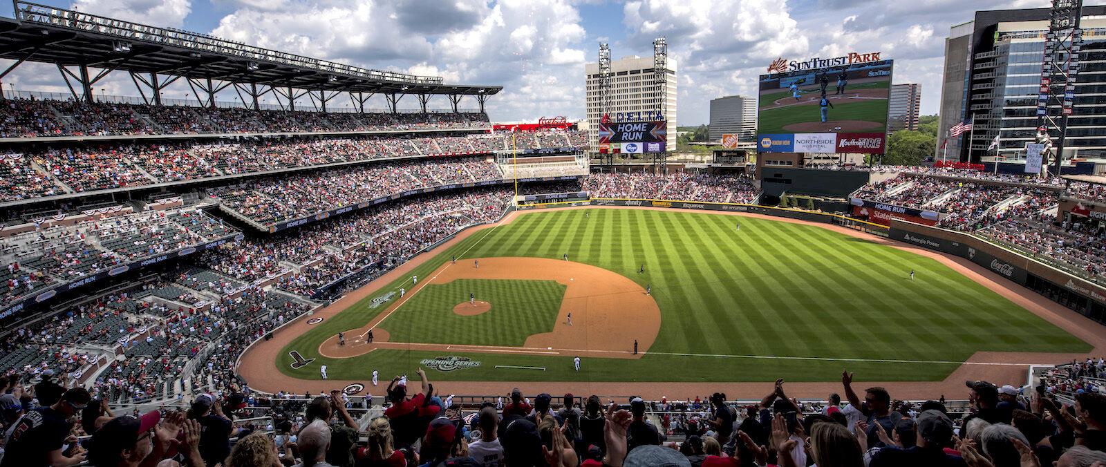 Atlanta Braves Road Games