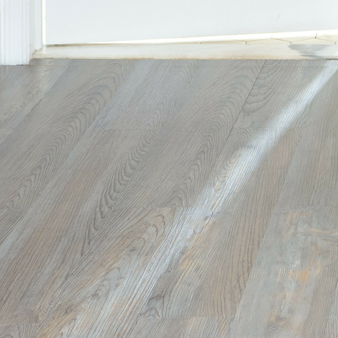 Vinyl plank floor tile espresso wood grain look feel self picture 1 of 3 dailygadgetfo Gallery