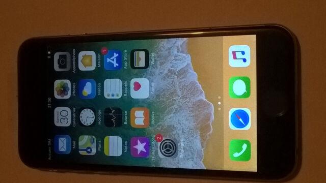 iPhone 6 - 64 Go - Gris Sidéral - sans accessoires
