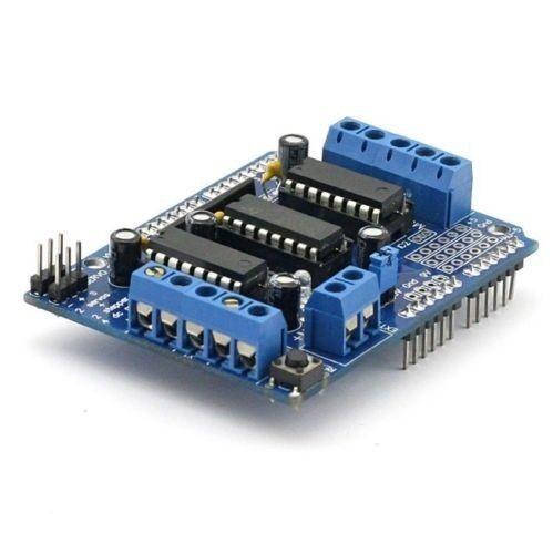 L293D Motor Drive Shield for Arduino Mega 2560 UNO R3 AVR ATMEL
