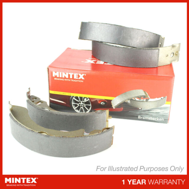 Genuine OE Quality Mintex Rear Brake Shoe Set