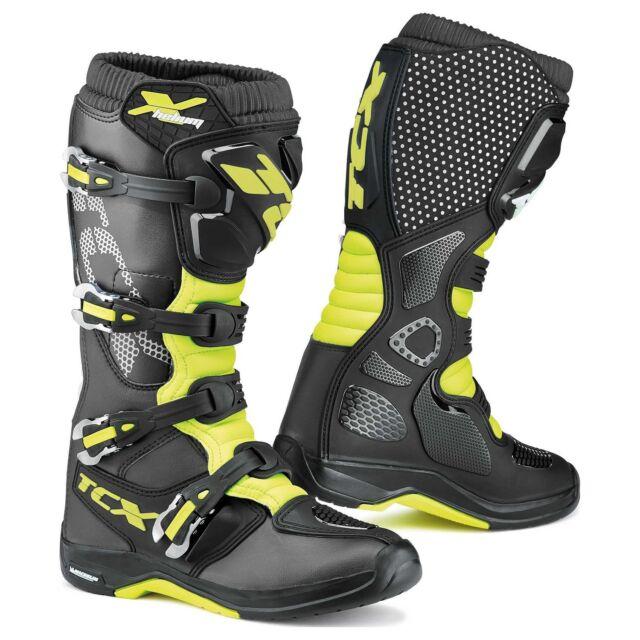 Nexus Boots - Nero/giallo-Fluo - 42 Toma De La Mejor Venta Barato Proveedor Más Grande Mejor Lugar Para La Venta Sitio Oficial De Precio Barato THZea