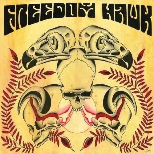 Freedom Hawk - Freedom Hawk [New Vinyl LP]