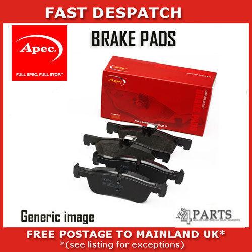 FRONT BRAKE PADS FOR JAGUAR PAD837