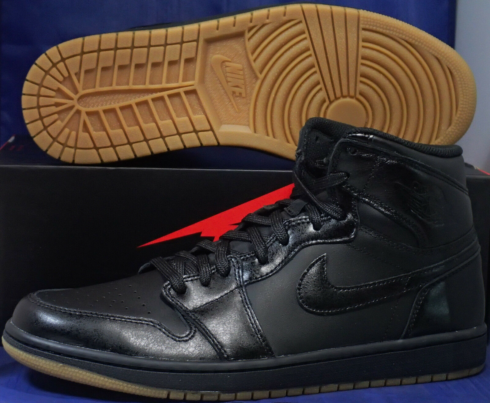 innovative design 3a30a 25b64 discount air jordan 1 pinnacle black 598cf 8903b  new zealand nike air  jordan 1 brown ebay 40dad e4896