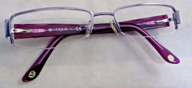Vogue VO3758 612 Purple Eyeglass Frames | eBay