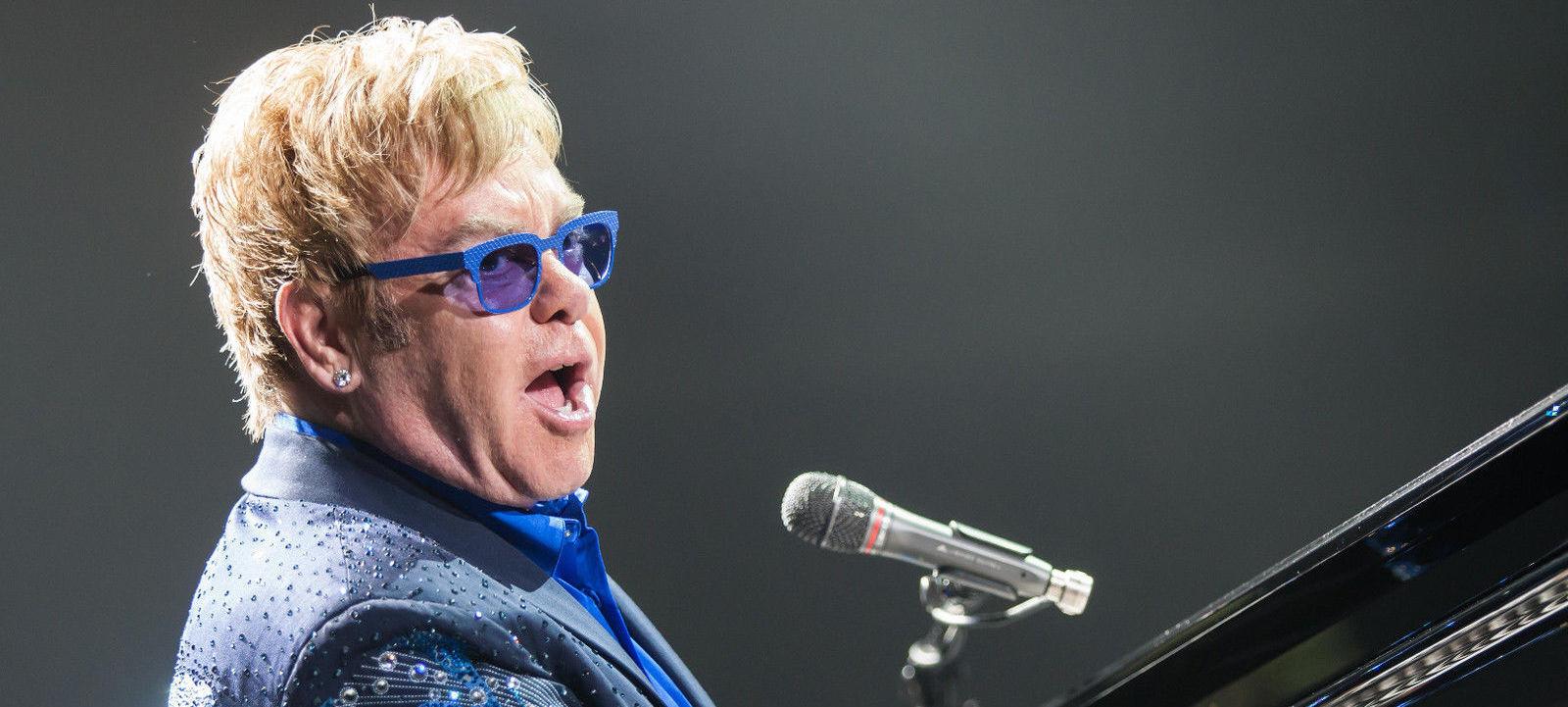 艾爾頓·約翰(Elton John)