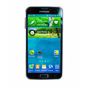 Samsung Galaxy S5 SM G900F  16 GB  Charcoal Black...