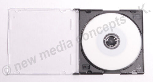 10 single cd blanks mini cd-r 200 mb printable cd-cover | ebay, Powerpoint templates
