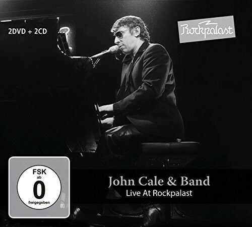 John Cale - Live At Rockpalast [New CD] With DVD
