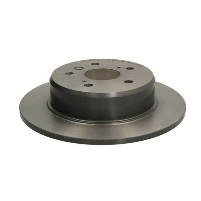 Bremsscheibe 1 Stück COATED DISC LINE BREMBO 08.A150.11