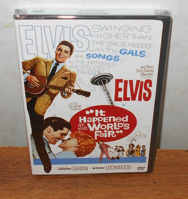 It Happened at the World's Fair (DVD, 2004) Elvis Presley BRAND NEW!!