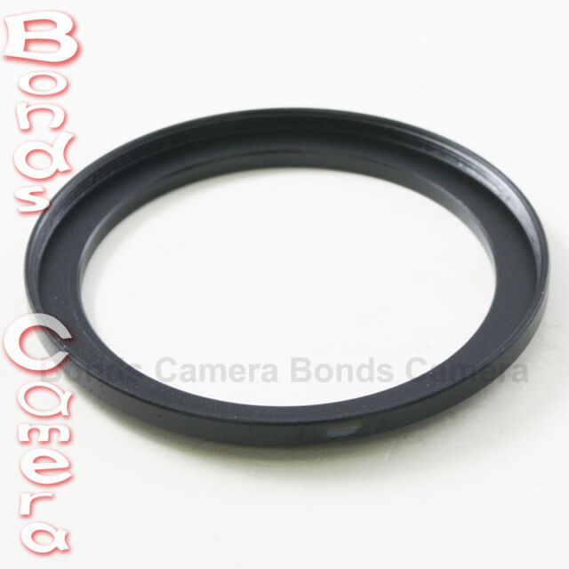 55mm-67mm 55-67 mm 55 to 67 New Metal Step-Up Lens Filter Ring Adapter Black