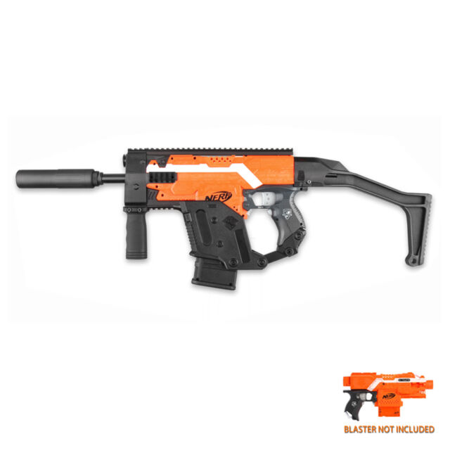 Worker Mod Prophecy-R Model DIY Short Bullet Transformed Kit for Nerf(Precision  Version) - Transparent-nfstrike.com