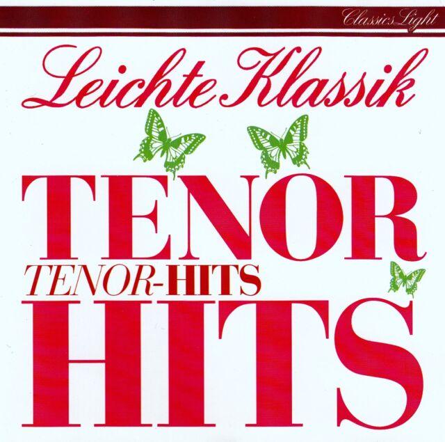LEICHTE KLASSIK - TENOR HITS / CD - TOP-ZUSTAND