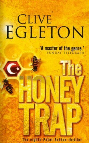 CLIVE EGLETON____THE HONEY TRAP____BRAND NEW