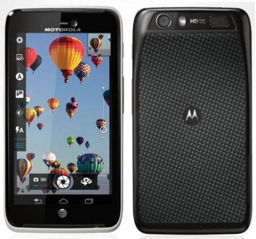 MINT Motorola Atrix HD MB886 Unloced LTE Android 4 WiFi Hotspot 8GB Smartphone