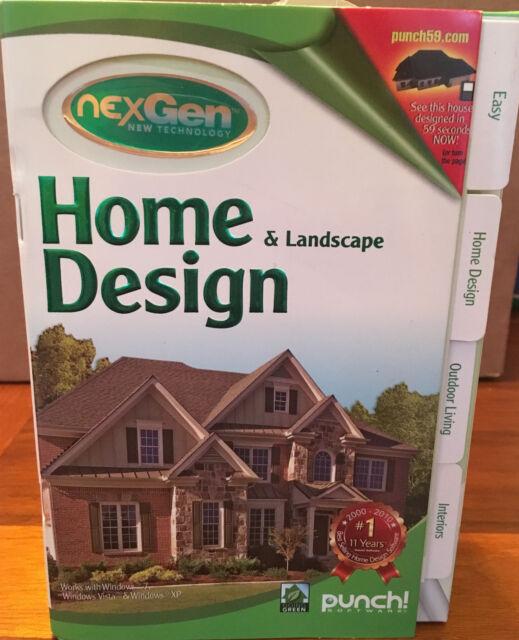 Punch Home & Landscape Design 2 | eBay