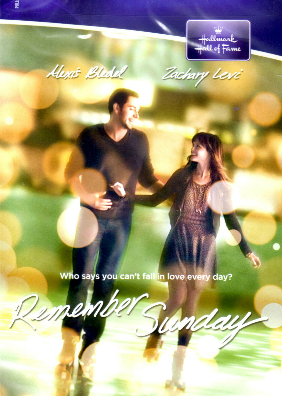 Zachary Levi Remember Sunday Hallmark