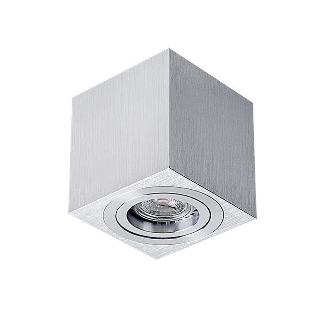 Deckenaufbauleuchte Deckenleuchte Leuchte Strahler Decken-Spot Aluminium LED