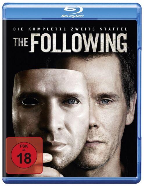The Following - Season/Staffel 2 * NEU OVP * Blu-ray
