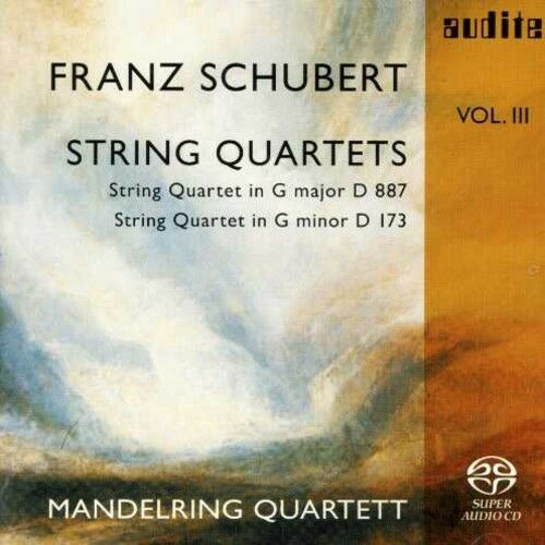 Mandelring Quartet, F. Schubert - String Quartet 3 [New SACD]