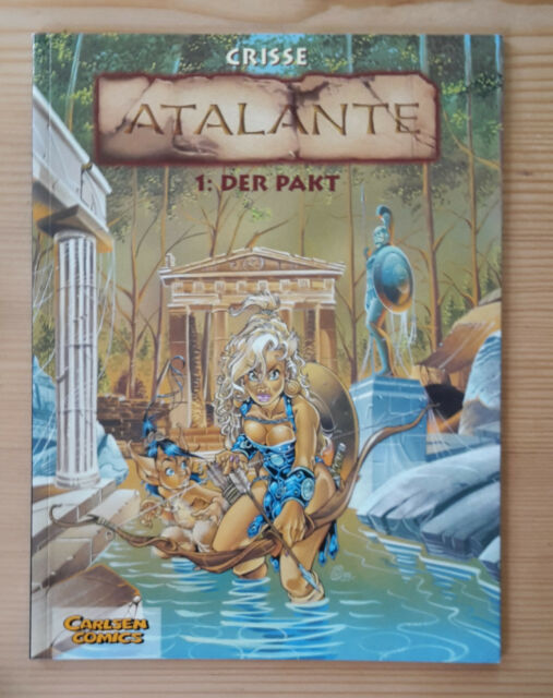 Atalante - Der Pakt von Crisse  [Carlsen Comics]