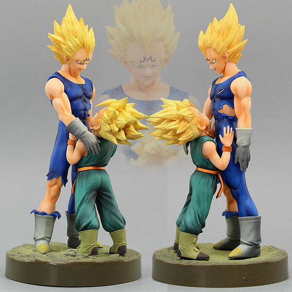 collections anime figure toy dragon ball z vegeta trunks figurine statues 6 10cm ebay. Black Bedroom Furniture Sets. Home Design Ideas