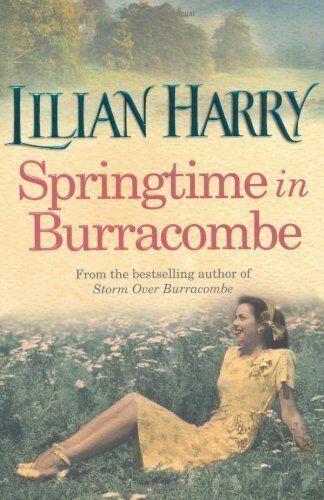 LILIAN HARRY _ SPRINGTIME IN BURRACOMBE _ BRAND NEW _ UK FREEPOST