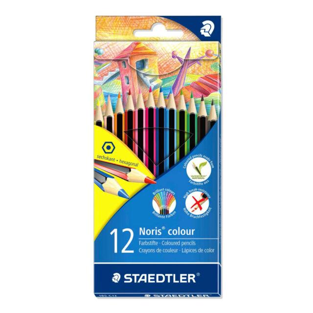 Farbstifte Noris Color Etui von Staedtler 12 Stück