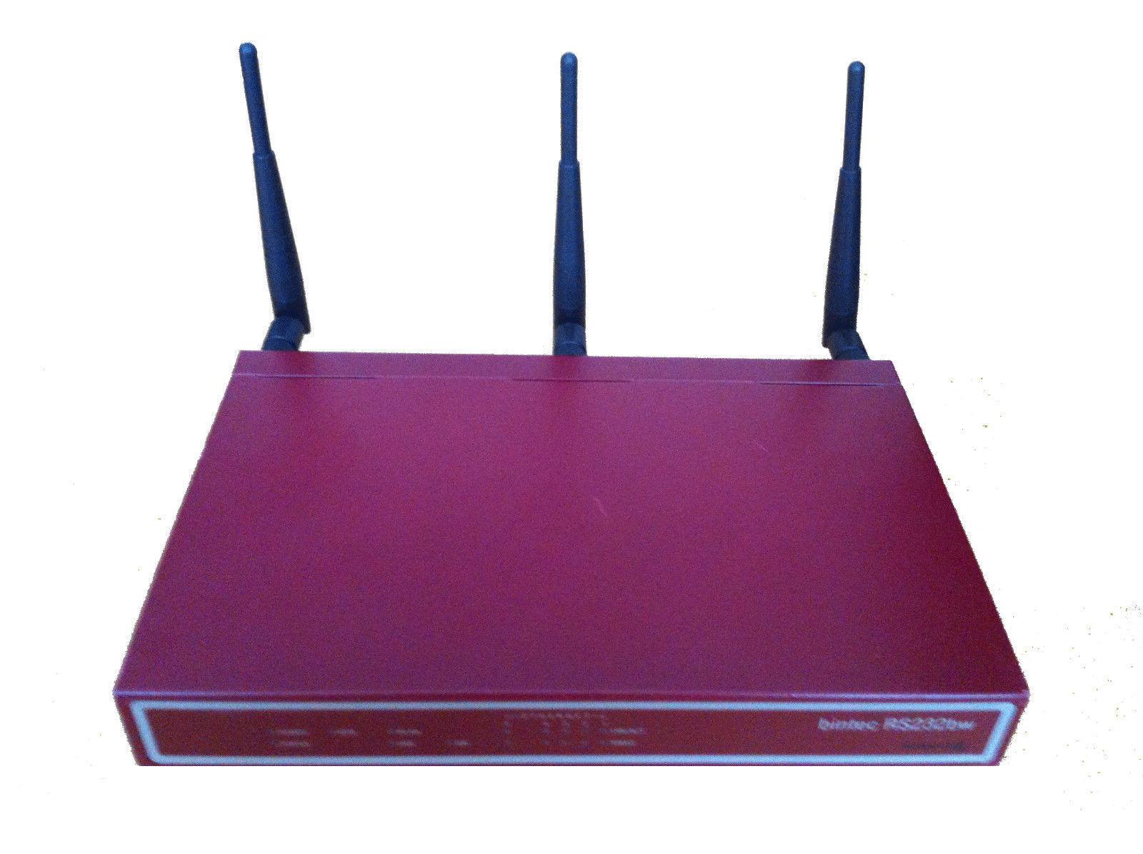 Bintec Funkwerk WLAN Router Rs232bw #90 | eBay