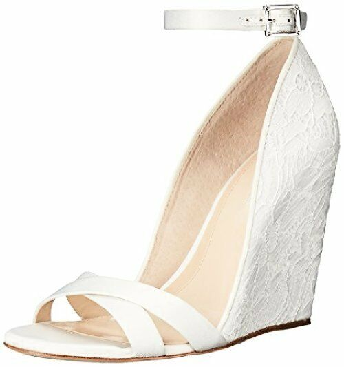 Women\'s Imagine Vince Camuto Lilo Bone Lace Wedge Heel Wedding ...
