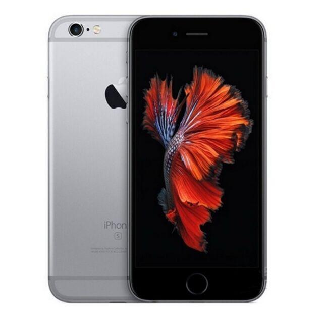 IPHONE 6S GREY 128GB NUOVO GRADO A+++ °°SIGILLATO°° NO FINGERPRINT