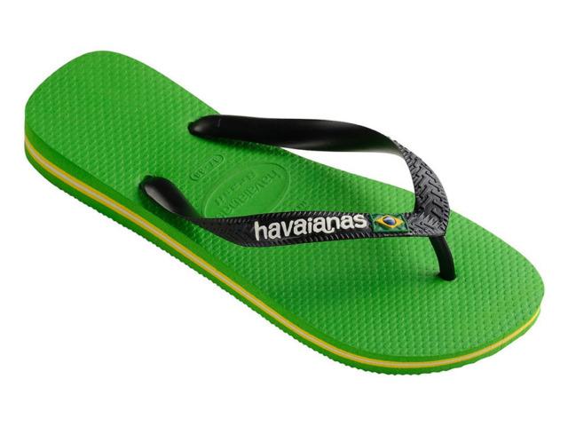 HAVAIANAS BRASILIANA LOGO FLIP tythes RENNER sandali ciabatte da bagno spiaggia