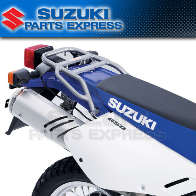 Suzuki Dr650 Dr 650 Dr650se Genuine OEM Rear Rack